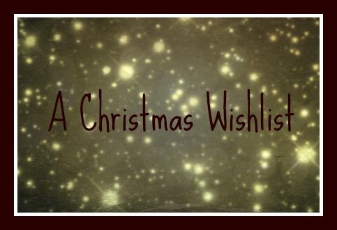 Wishlist natalizia di un creativo speranzoso