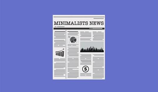 Minimalist News, notizie sintetizzate graficamente