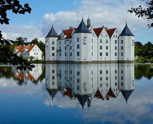 Schloss Glücksburg / Glücksburg Castle, Glücksburg, Germany