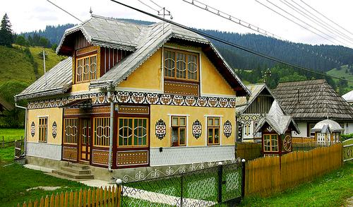 Ciocănești, Bucovina, Romania