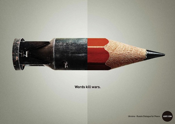 words kill wars
