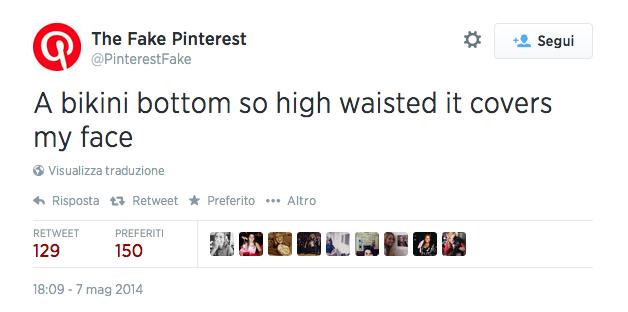 The Fake Pinterest