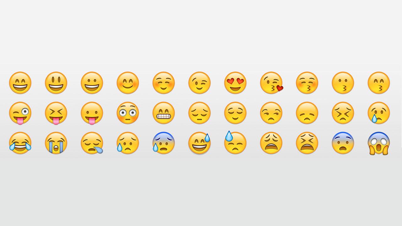emoticon per gli smartphone