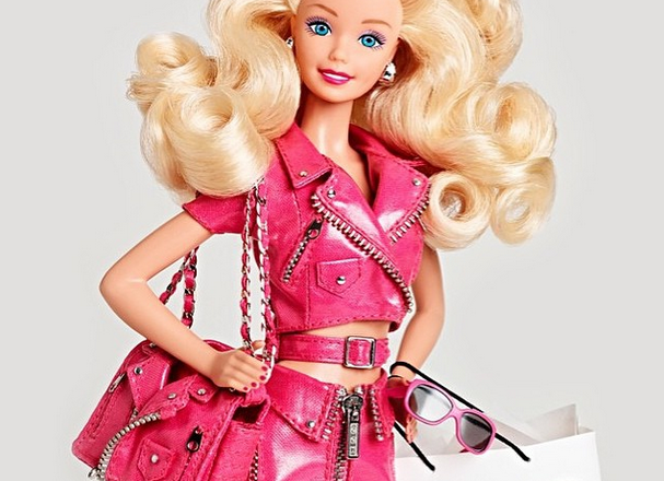 Intramontabile Barbie
