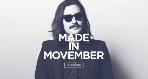 Movember e il coinvolgimento della Rete per le giuste cause