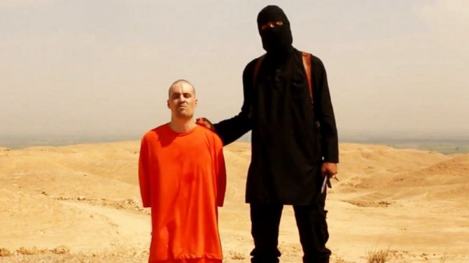 James Foley, vittima dell'Isis