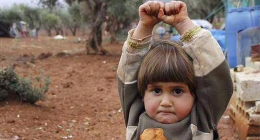 L'orrore di tutte le guerre in una sola foto