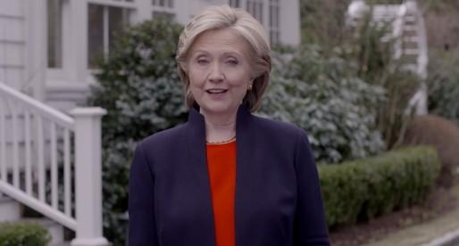 Hillary Clinton si candida alla Casa Bianca: al via la campagna elettorale