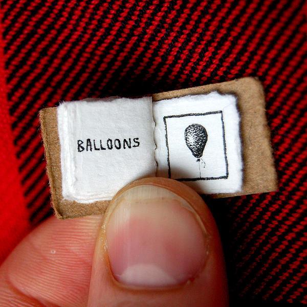 Life's little pleasure balloons