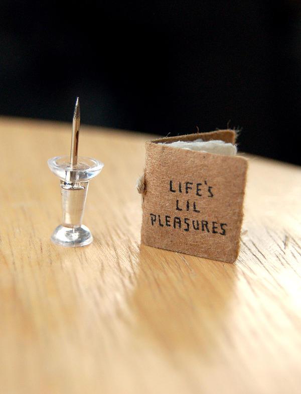 Life's little pleasure