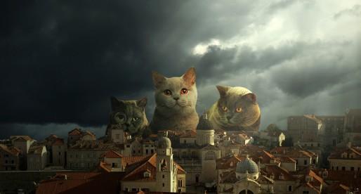 Fuga dalla realtà: le fotomanipolazioni di Tom Zaczeniuk