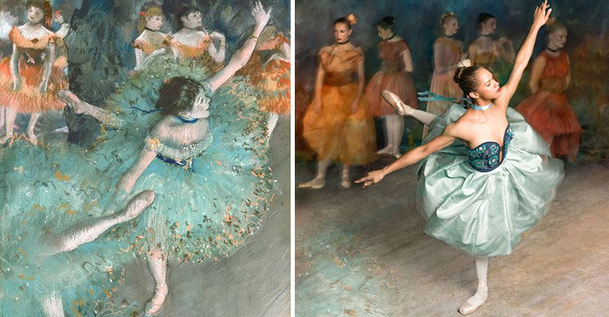 ballerina-recreates-edgar-degas-painting-misty-copeland-nyc-dance-project