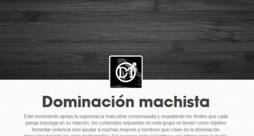 """Il blog della discordia esalta la """"dominazione machista"""""""