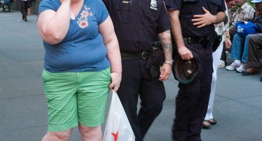 C'è bisogno di coraggio per essere sovrappeso?