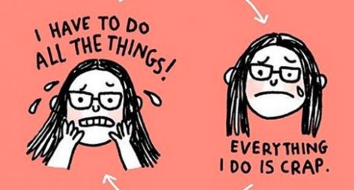 Il mese della salute mentale: #mentalillnessfeelslike