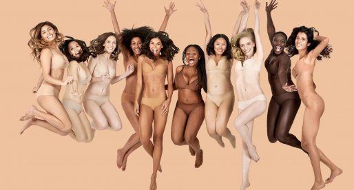 Naja e la sua lingerie per tutti i tipi di pelle