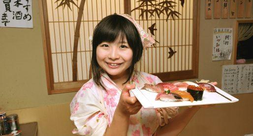 Sushi, al femminile