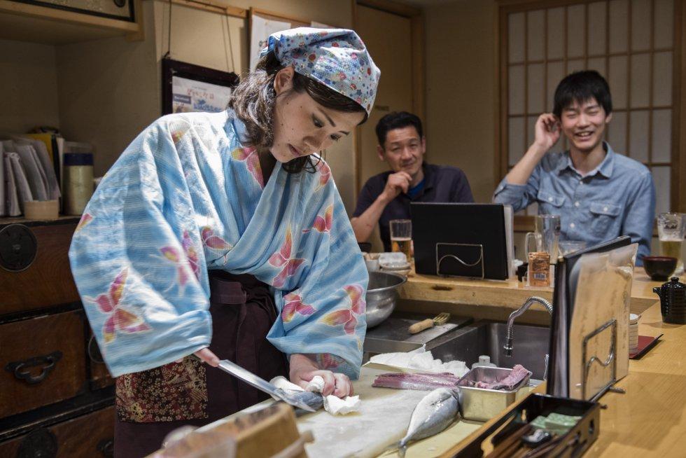 sushi al femminile