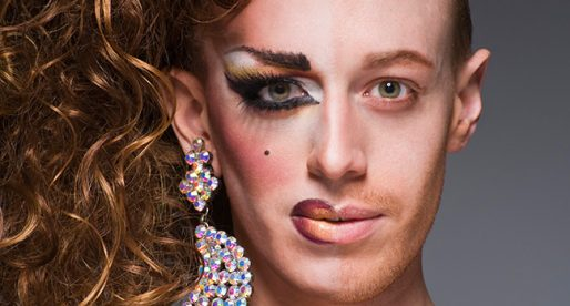 Half-drag, la bellezza delle drag queen di New York