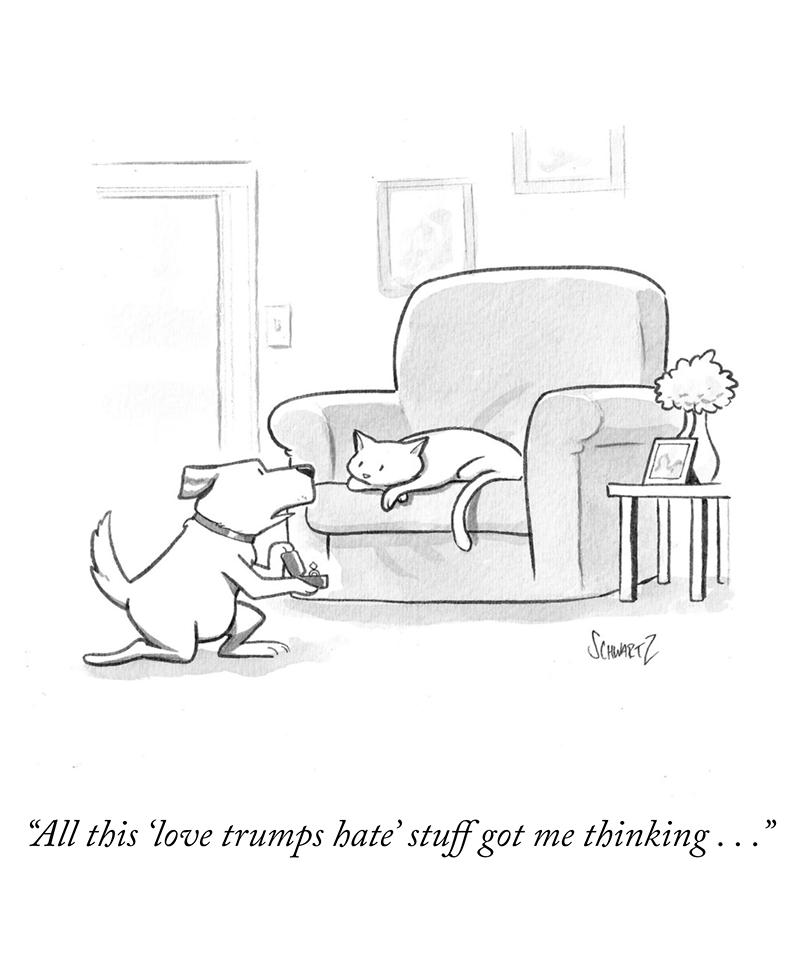 Benjamin Schwartz sul New Yorker