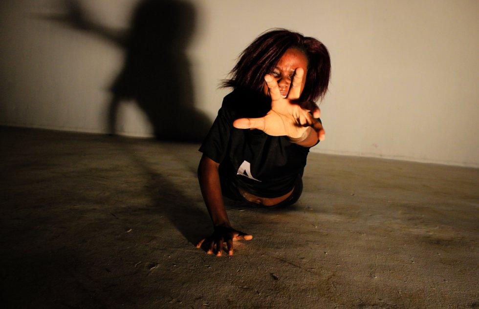 contro la violenza sessuale, foto di Esther Mbabazi