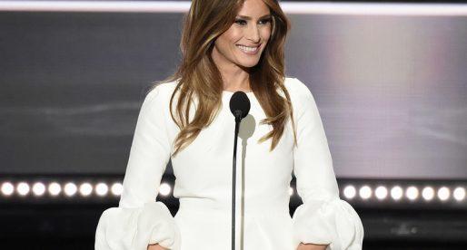 L'importanza di chiamarsi Melania Trump